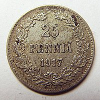 Silver penny to 25 cleaning